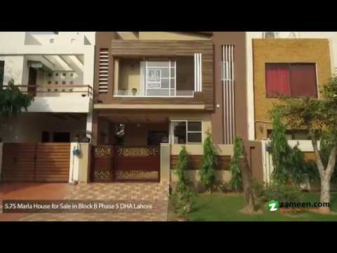 6 MARLA BRAND NEW GALLERIA DESIGN HOUSE IS AVAILABLE FOR SALE IN BLOCK B PHASE 5 DHA LAHORE