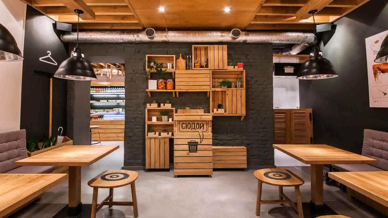 Interior design ideas small restaurants