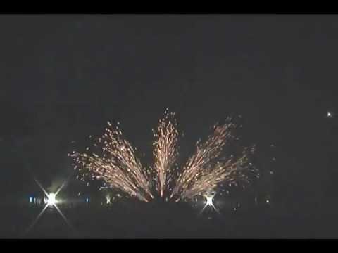 Beltéri tűzijáték effektek