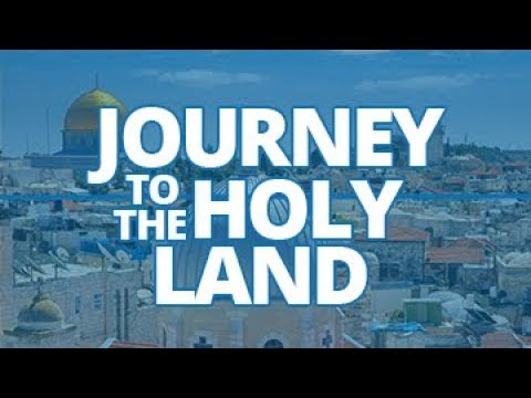 The Download — Journey to the Holy Land