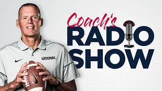 UConn Football Coach's Radio Show with Randy Edsall 08/28/2018