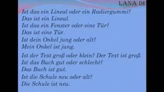 Німецька мова українською. Урок 18. Qq, Xx, Yy, qu, oder
