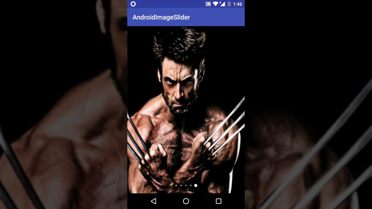 Android Image Slider Tutorial using ViewPager with PagerAdapter