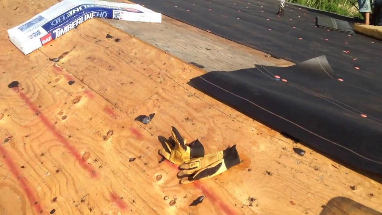 CertainTeed Flintlastic SA Roofing Membrane Part 1 National Roofing TX.com