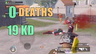 CRAZIEST DOMINANCE IN DEATHMATCH!!! | 0 DEATHS | 19 KD | PUBG MOBILE