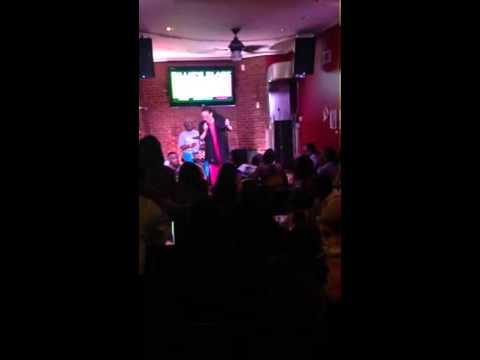 Norman Thomas Melonie Daniels & Ayana George singing!