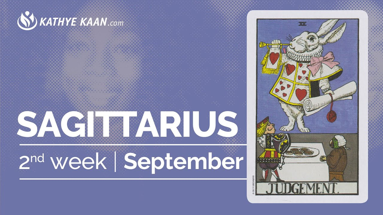 sagittarius tarot weekly 9 to 15 december 2019