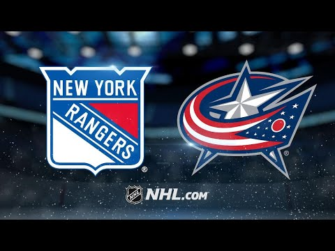Bobrovsky, Panarin power Jackets past Rangers, 2-0