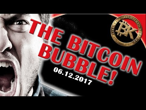 ?? THE BITCOIN BUBBLE!! | 2705 USD Bitcoin Price Analysis JUNE 12 2017 Cryptocurrency Ethereum ?