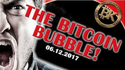 😱😱 THE BITCOIN BUBBLE!! | 2705 USD Bitcoin Price Analysis JUNE 12 2017 Cryptocurrency Ethereum 💰