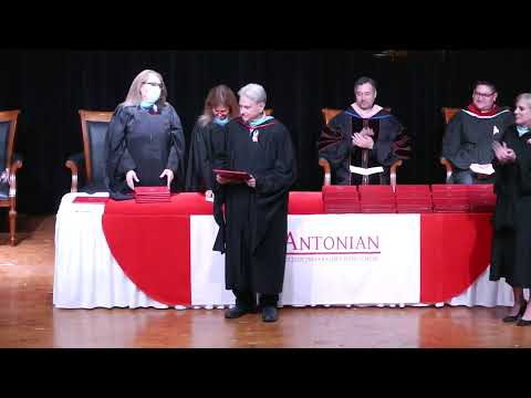 2021 Antonian College Preparatory High School Graduation