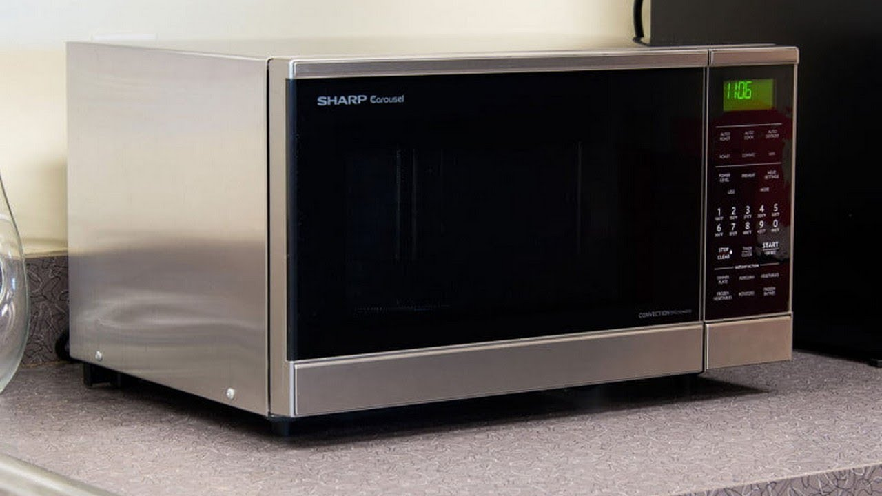 Revealed Best Features Sharp Convection Microwave Oven