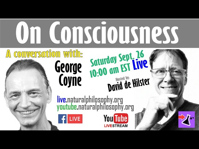 On Consciousness with George Coyne
