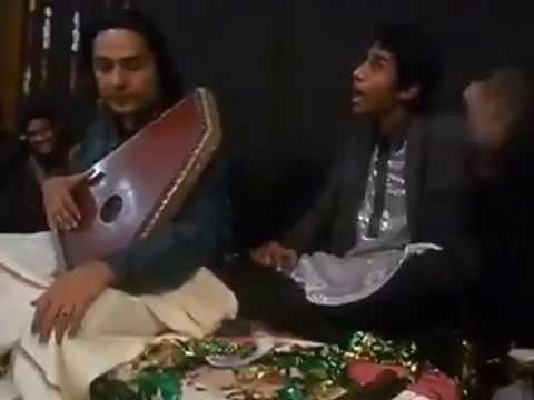 ustad shafqat ali khan and his son Faizan ali khan raaga madhwanti