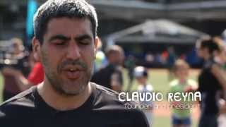 Claudio Reyna Foundation 2012