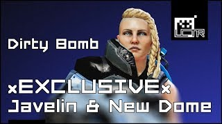 Dirty Bomb: *Exclusive* Javelin & New Dome Preview!