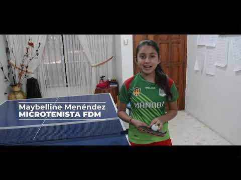 #ORGULLOMANABITA // Maybelline Menéndez Bravo