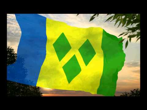The National Anthem of Saint Vincent and the Grenadines