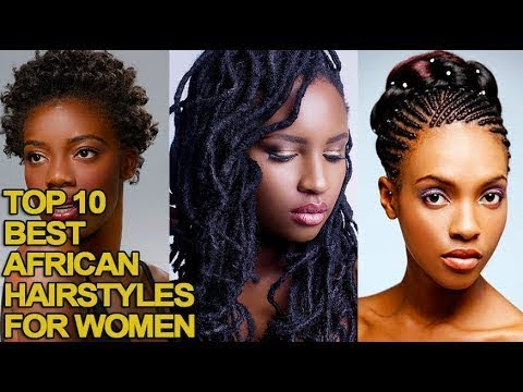 Top 10 Best African Hairstyles for Women