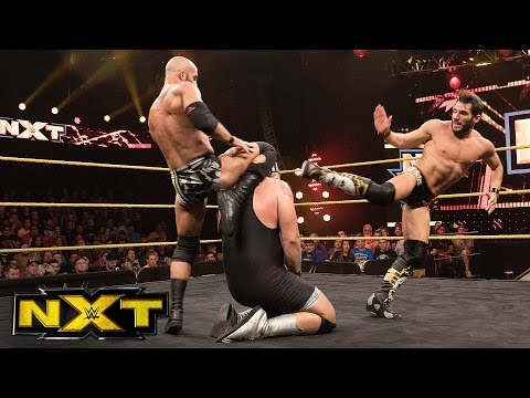 Johnny Gargano & Tommaso Ciampa vs. Patrick Clark & Tucker Knight: WWE NXT, Aug. 10, 2016