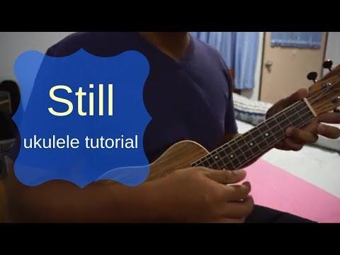 Still - Hillsong // EASY Ukulele Tutorial