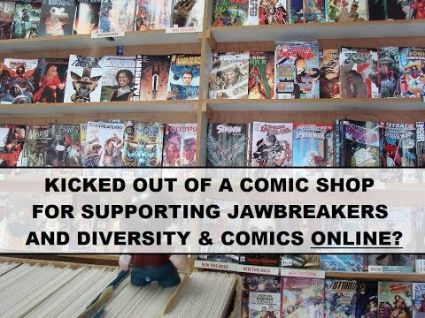 SJW Shop Says: No Shirt, No Shoes, NO Jawbreakers! Refuse Business For Customer's Online Backing