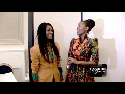 Fashions Finest: African Designer Gateway to London Fashion