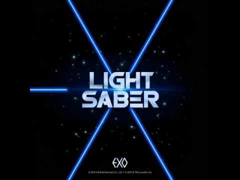 EXO-LIGHTSABER (MP3)