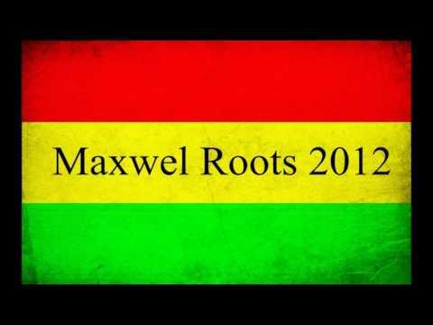 Melo de Maxwel Roots 2012 ( Sem Vinheta ) Onetox - Stress