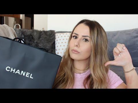 HEY CHANEL! WHAT'S WRONG WITH YOUR RUDE SALES ASSOCIATES?! + CHANEL UNBOXING