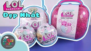 Series banh bất ngờ L.O.L Surprise! đẹp nhất từng review ToyStation 444