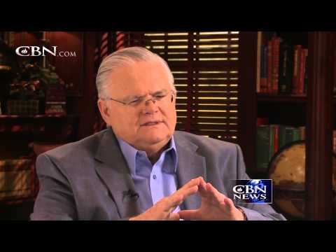 """The Watchman: Pastor John Hagee Discusses """"Four Blood Moons"""" - October 7, 2014"""