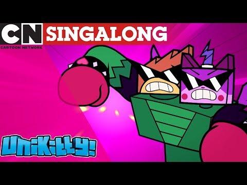 Unikitty! | Super Love - Sing Along | Cartoon Network UK 🇬🇧