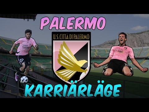 FIFA 16: PALERMO KARRIÄR #1 - KARRIÄR PÅ SVENSKA