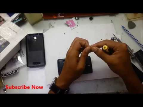 Lenovo A1000 Mic Repair Full Video 2017