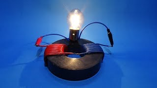 How to Make Free Energy Generator With Magnet Exhibition New Science Project