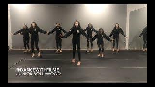 Anarkali Disco Chali Junior Bollywood Dance With Filme