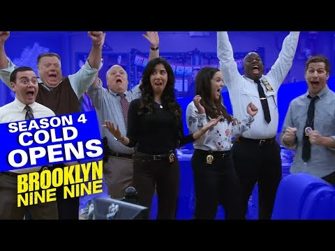 Cold Opens (Season 4) | Brooklyn Nine-Nine