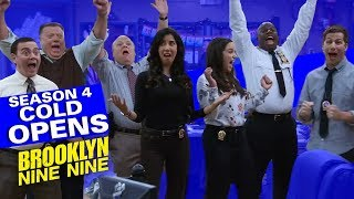 Cold Opens (Season 4) | Brooklyn Nine-Nine