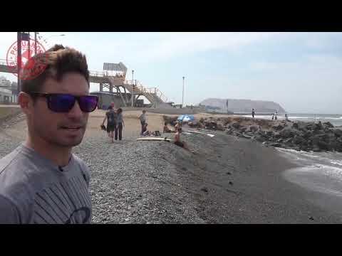 'Surfing - Panamericanos de Lima 2019'