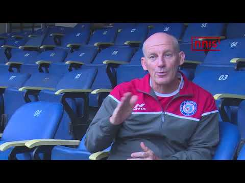 India Is Becoming More & More A World Player  Steve Coppell
