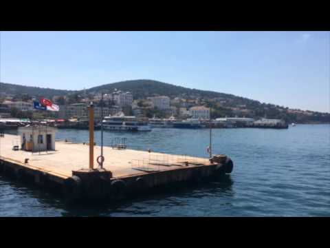 Prince Islands, Istanbul Turkey - Kızıl Adalar (Princes Islands / Princess Islands)