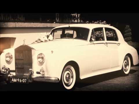 Trouwauto Rolls-Royce