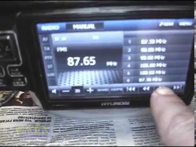 HYUNDAI H-CMD4001 2ver G -