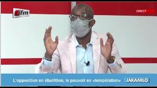 """Bouba Ndour : """"Il n'y a que Ousmane Sonko qui est la et qui ose parle"""""""