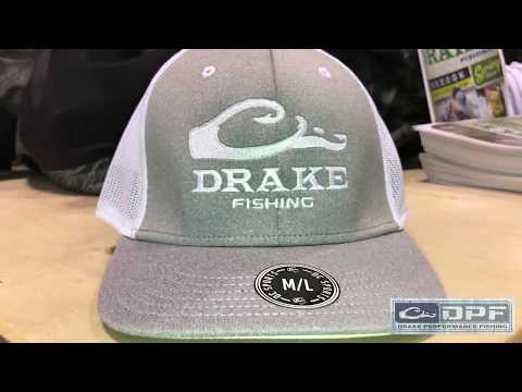 Drake Fishing at ICast 2018 Orlando Florida