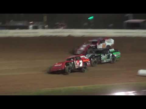 Ryan Adamzak Wissota Midwest Modifed B-Main 8-5-17 ABC Raceway