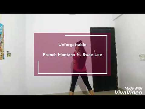Unforgettable | French Montana ft. Swae Lee | Dance | SistersOnWeekend