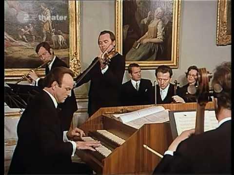 Bach-Richter-Brandenburg Concerto No.5-part 2 of 2 (HD)