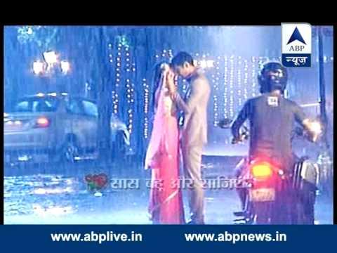 Aaliya- Zain romance in rain